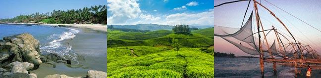 Kerala - Goa Tour