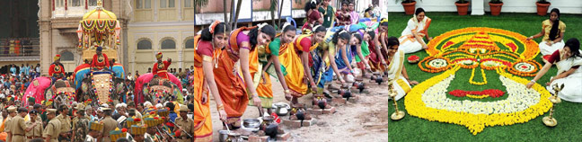 Festivals of South India