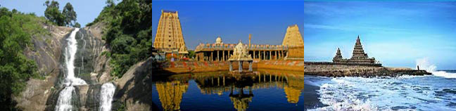 Tamil Nadu Tourism Places
