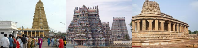 Temple Tour of Tamilnadu